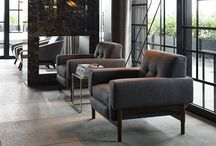 Black - modern - interior