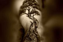 Tattoo / Schöne Motive und Glitzer