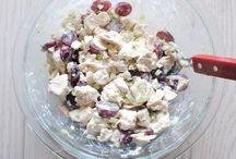 02. Recepten salades ❤️ Recipes salads