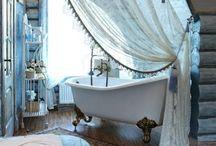 Bath room / 生息地