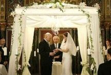 Pitch Roof Chuppah Hire