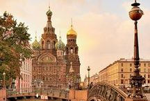 ✔️Travels | St. Petersburg / A collection of my travels through Saint Petersburg, Russia. I fell in love with this city.