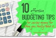 Personal Finance / How to better save money.