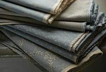 Marlborough Weaves / The Malborough Weaves collection consists of six versatile woven fabrics with chenille highlights. Available in a variety of neutral shades with leaf, aqua and jewel tones, it is equally suited to classic and contemporary interiors.