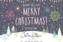 C W D e s i g n s - { X M A S - a d v e n t s } / A little festive design a day to countdown to Christmas - exciting!! All designs are Copyright © Claire Wilson Designs so please do not use or replicate. Thank you.