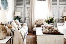 Home Décor & Fabulous Homes / Fabulous home decor inspiration for your bedroom, living room, etc.