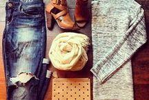 Wardrobe Inspiration / A little fashion inspiration for you fierce fashionistas.