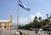 Travellers cafe / My ideas about a Travellers cafe in (Granada) Nicaragua!