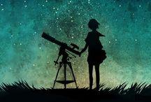 12 people, 12 constellations / Inspiratie
