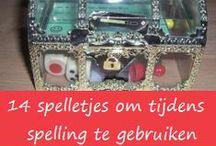 taal, spelling en begrijpend lezen