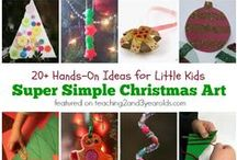 Christmas Crafts / Christmas crafts for all ages!