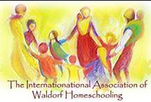 WALDORF inspired homeschool / Waldorf activities and experiences to inspire your homeschool