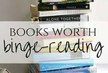 """Let's Read! / Books to put your on """"must read""""."""