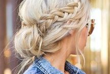 Hair / DIY braids and must have hair styles