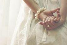 *pearls, lace & pretties* / . / by Patrizia Ferrar