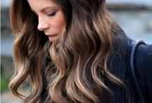 hair + beauty / by Leah Mullett