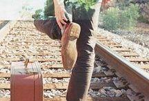 *on the right track* / by Patrizia Ferrar