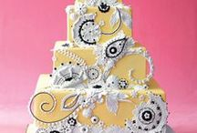 Gorgeous Wedding Cakes / by Diana Miller
