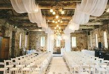 Unique Wedding Decor / Some wonderful wedding decor ideas!  / by Diana Miller