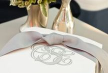 Gorgeous Monograms / by Amy Beaud