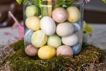 Easter and Spring time ideas / by Trudy Allen