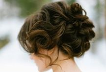 Ethereal Hairstyles / by Marla Chapman
