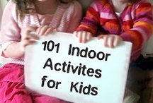 Indoor Fun in Portland, OR / Sometimes... it rains in Portland. Here are some ideas for beating the downpour