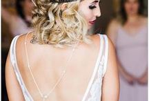 | Wedding Hairstyles | / Ideas and inspirations for a vast range of bridal hairstyles including updos, braids, waves and curls.