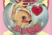 Vintage Valentines / by Missy Smith