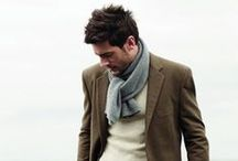 *clothes make the man* / by Patrizia Ferrar