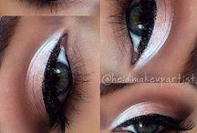 Make - Up. / by Kay 💀👑💗