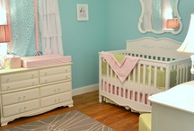 Nursery/Kids Rooms & Ideas / by Mindy Gregory