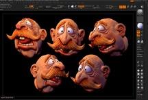 My 3D Studies