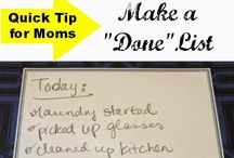 Homemaking tips and hacks / Simple, inexpensive tips to make homemaking and motherhood easier. Life Hacks.