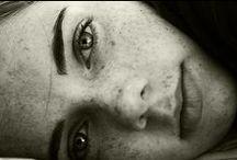 *freckled* / by Patrizia Ferrar