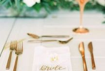 | Wedding Tables + Linens | / Wedding Table & Linen Ideas and Inspiration
