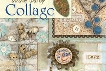 My Books ~ The Delight Trilogy  / Technique based books for beginners or advanced crafters. Includes creative projects like banners, cards, tags, layouts, home decor pieces, assemblage, canvases, etc. All created with a vintage shabby chic feel. / by Lisa M. Pace