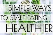 Health/Wellness / by Katie Mattison
