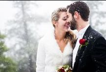| Winter Wedding Ideas | / Ideas and inspiration to create a magical winter wedding.