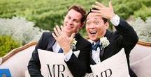 | LGBT Weddings | / Whether lesbian, gay, bisexual, or transgender...love is love!!!