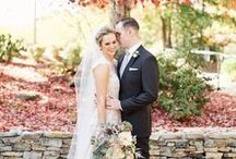 | Fall Wedding Ideas | / Ideas and inspiration on ways to incorporate fun fall wedding ideas to your special day.
