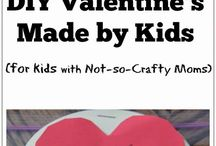 Valentine's Day / Activities for kids, decor and recipes with a Valentine's Day theme.