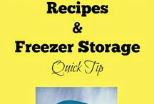 Crock Pot/Slow Cooker Recipes / Meals to make in the crock pot or slow cooker.