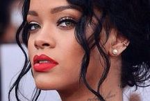 Rihanna. / The name says it all.