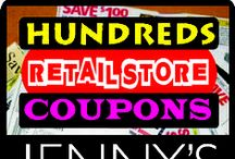 Retail Store Coupons / Hundreds of Coupon Updated Daily, Save Big $$ on Purchases by Using These Online Coupons for Stores & Services Like, Kmart, Walmart,,Best Buy, Jc Penney, Macy's, Nordstrom, HSN, Staples, Kohls, Walgreens, CVS, Home Depot, Sears, Sam's Club, Bealls, Priceline, & Office Depot  Just to Name a Few!