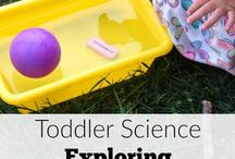 Science Activities for Kids / Activities that encourage use of the scientific method.