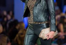 Rochester Fashion Week 2014 / Hair and makeup by la salon Bianca.