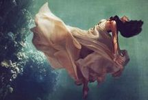 Under water / by Kellyn Capps