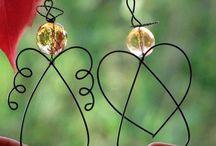 Beading: jewelry, ornaments etc