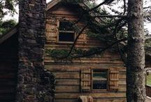 Cabins / Cabins & tiny houses